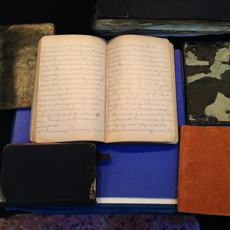 World War 1 diaries