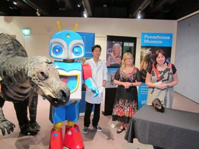 ClickFest 2011 (c) Australian Museum