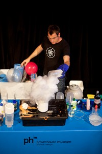 Science Show with Ruben Meerman